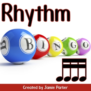 Rhythm Bingo: Sixteenth Notes
