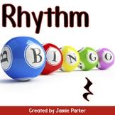 Rhythm Bingo: Ta, Ti-Ti, Rest