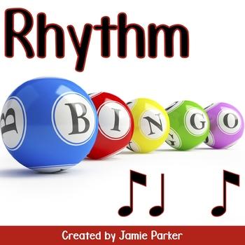 Rhythm Bingo: Ti Ta Ti (Syncopation)