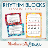 Rhythm Block Lesson PDFs
