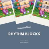 Rhythm Blocks Interactive Music Activity
