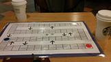 Rhythm Board Game (2nd-6th)