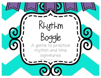 Rhythm Boggle