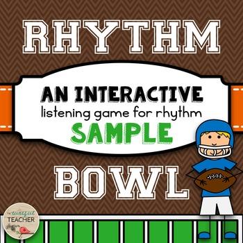 Rhythm Bowl Sampler