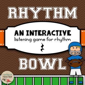 Rhythm Bowl {Ta Rest}