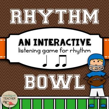 Rhythm Bowl {Ta & TiTi}