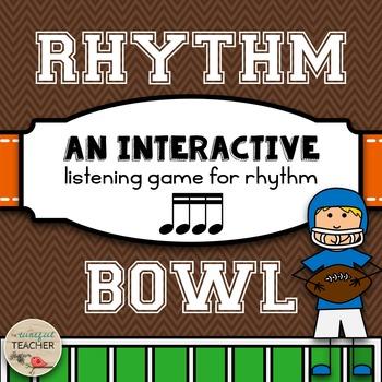 Rhythm Bowl {Tika Tika}