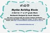 Rhythm Building Blocks- 2nd Grade Music Unit