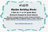 Rhythm Building Blocks- 2nd Grade Music Unit