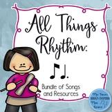 Rhythm Bundle: Ti Tom (Eighth Note / Dotted Quarter Note)