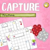 Rhythm Capture - File Folder Game