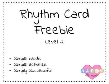Rhythm Card #2