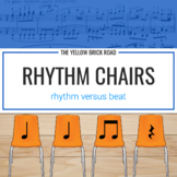 Rhythm Chairs Level Two: quarter rest
