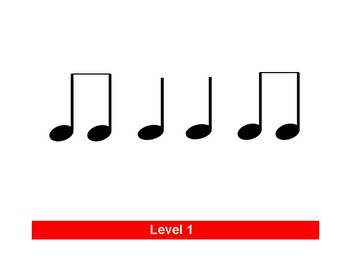 Rhythm Challenge Level 1--American