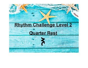 Rhythm Challenge Level 2--American