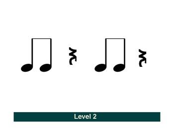 Rhythm Challenge Level 2--British