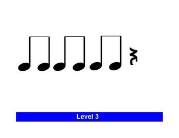 Rhythm Challenge Level 3--American
