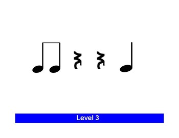 Rhythm Challenge Level 3--British