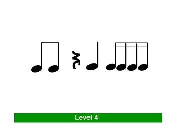 Rhythm Challenge Level 4--British