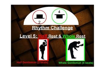 Rhythm Challenge Level 5--American