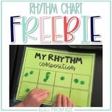 Rhythm Chart FREEBIE