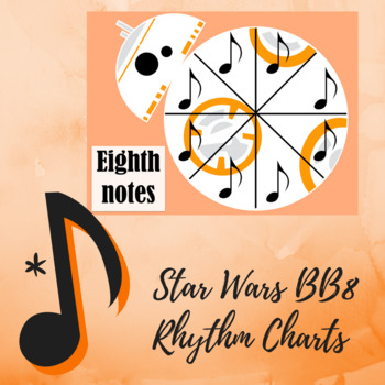 "Rhythm Charts - ""Star Wars"" Edition"