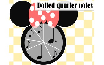 """Rhythm Charts - """"Mickey and Minnie Mouse"""" Edition"""