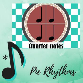 Rhythm Charts - Pie Edition