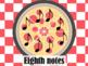 Rhythm Charts - Pizza Edition