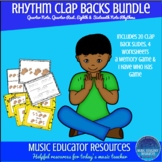 Rhythm Clap Backs BUNDLE