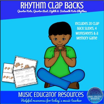 Rhythm Clap Backs Complete Pac