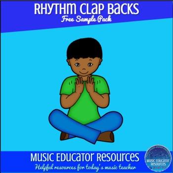 Rhythm Clap Backs Free Sample Pack