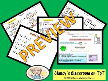 """Rhythm: Classroom Instruments Play Along with Mary Wells: """"My Guy"""""""