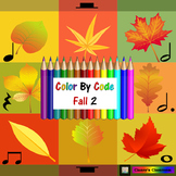 Rhythm: Color By Code: Fall 2