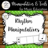 Rhythm Manipulatives #musiccrewrhythm