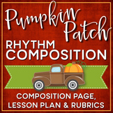 Rhythm Composition - Pumpkin Patch