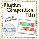 Rhythm Composition Tiles