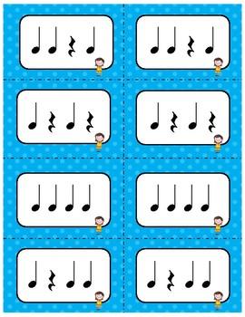 Rhythm Concentration Level 1