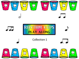 Rhythm Cup Play Alongs, Collection 1