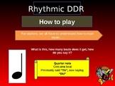 Rhythm DDR