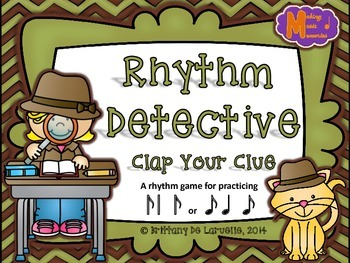 Rhythm Detective - A Game for Practicing Ti-Ta-Ti