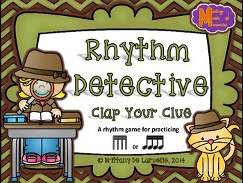 Rhythm Detective - A Game for Practicing Tiri-tiri