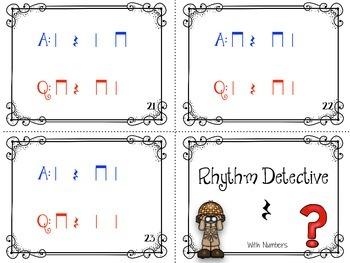 Rhythm Detective: Rest
