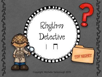 Rhythm Detective: ta ti-ti