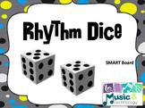 Rhythm Dice Game SMART Board Lesson