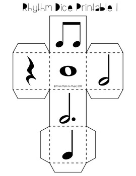 Rhythm Dice and Games