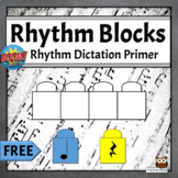 Rhythm Dictation Music Game - Distance Learning and Classr