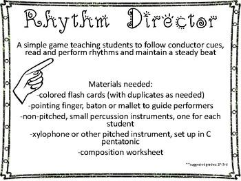 Rhythm Director