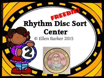 Rhythm Disc Sort Center