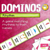 Rhythm Dominos - Music Center and Sub Activity